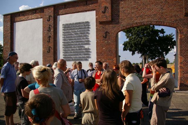 Gedenkstätte Isenschnibbe Gardelegen