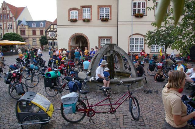 Marktplatz Gardelegen
