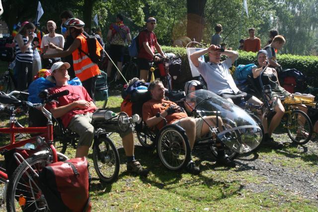 Tour de Natur 2008 - Fahrradvielfalt