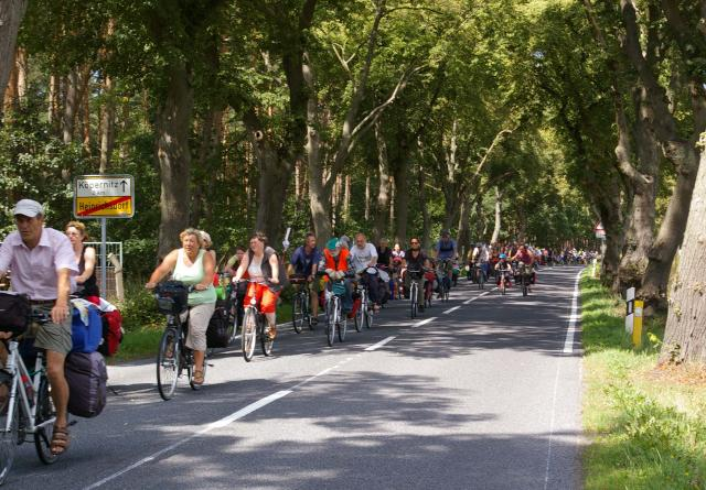 Tour de Natur durch die Mark Brandenburg